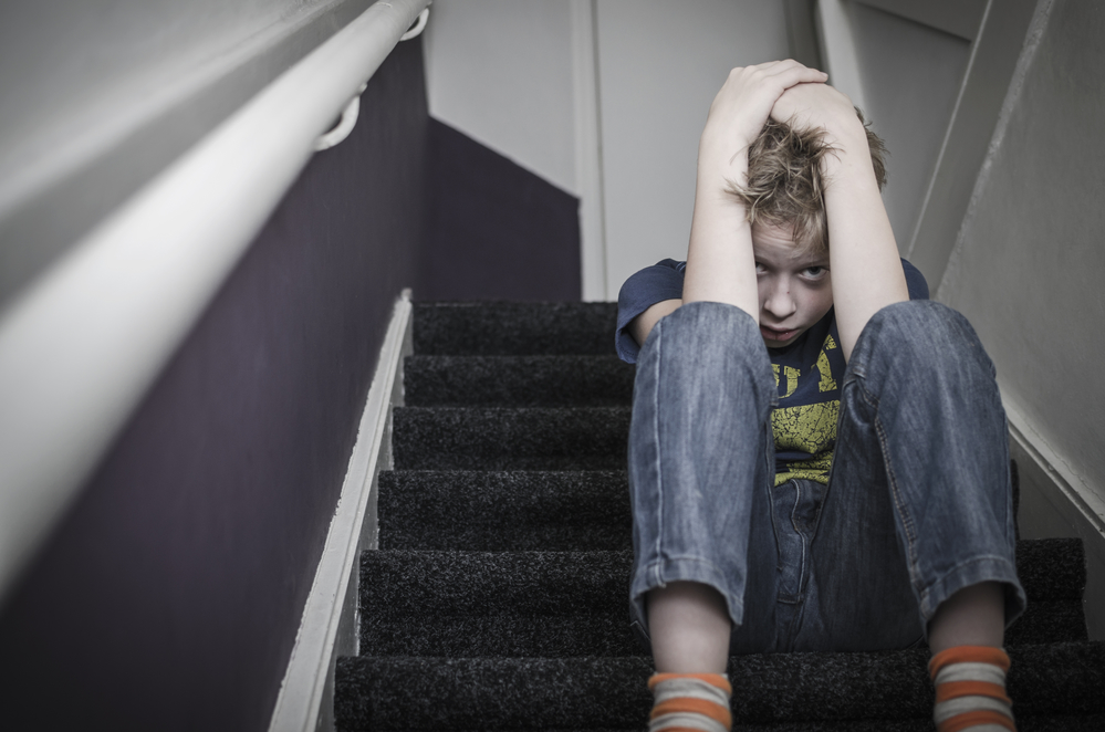 Keeping Childhood Trauma A Secret? <br/> That Can Lead To Psychological Problems
