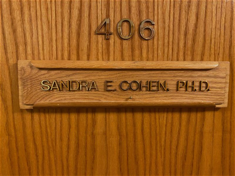 Contact Sandra Cohen, Ph.D. Beverly Hills, CA